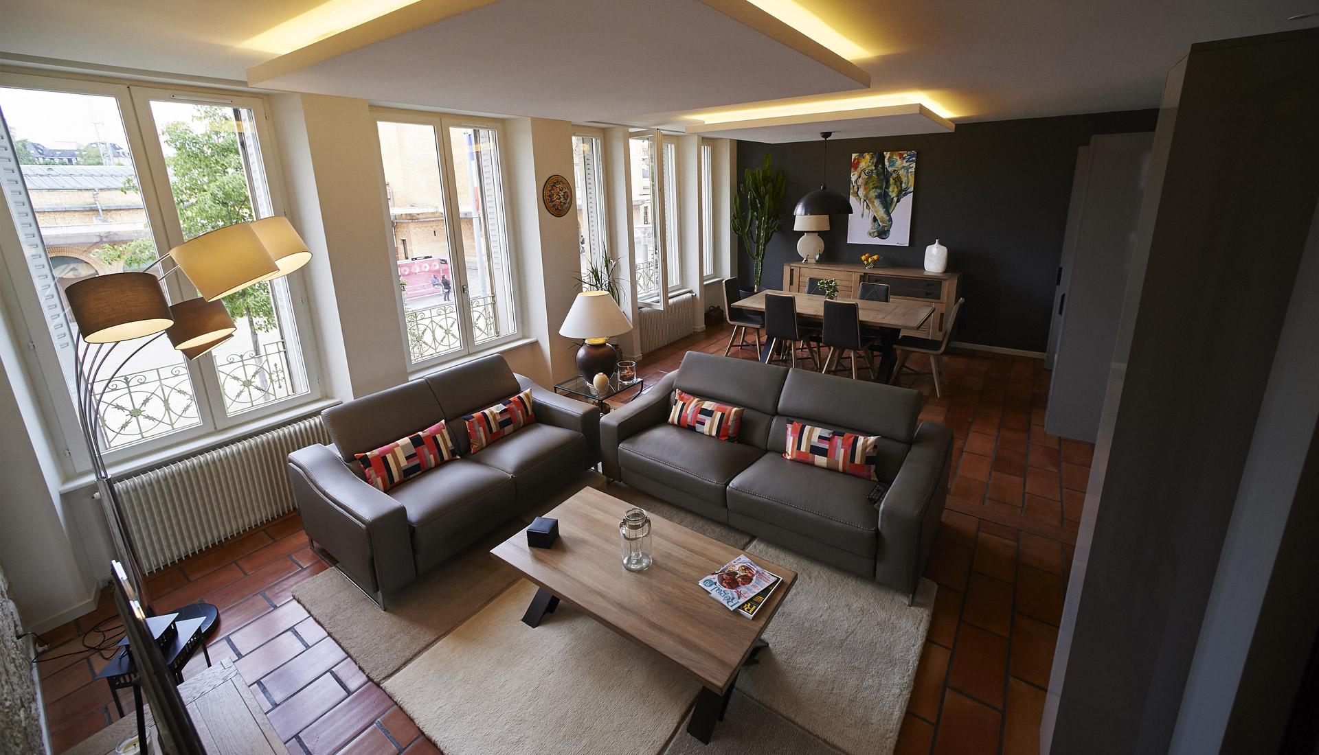 Architecture intérieure et Décoration pour les particuliers